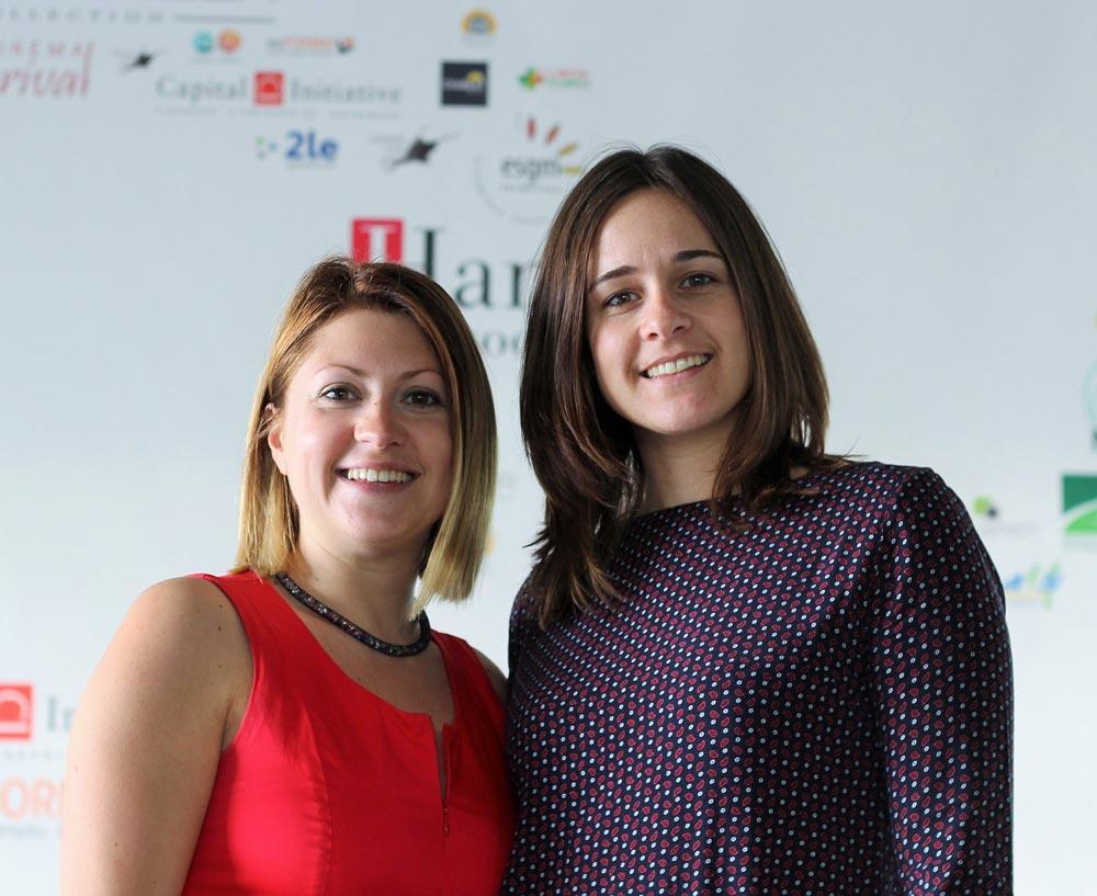 Wooz'up marketing et communication Roxane Weiss Stéphanie Grotzinger