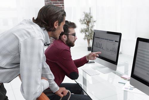 paie en ligne suivi employé frais conges DUE controle internet compable hans et associes