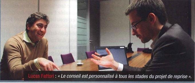 Lucas Fattori Michel Simond Alsace article Guide de l'Emploi