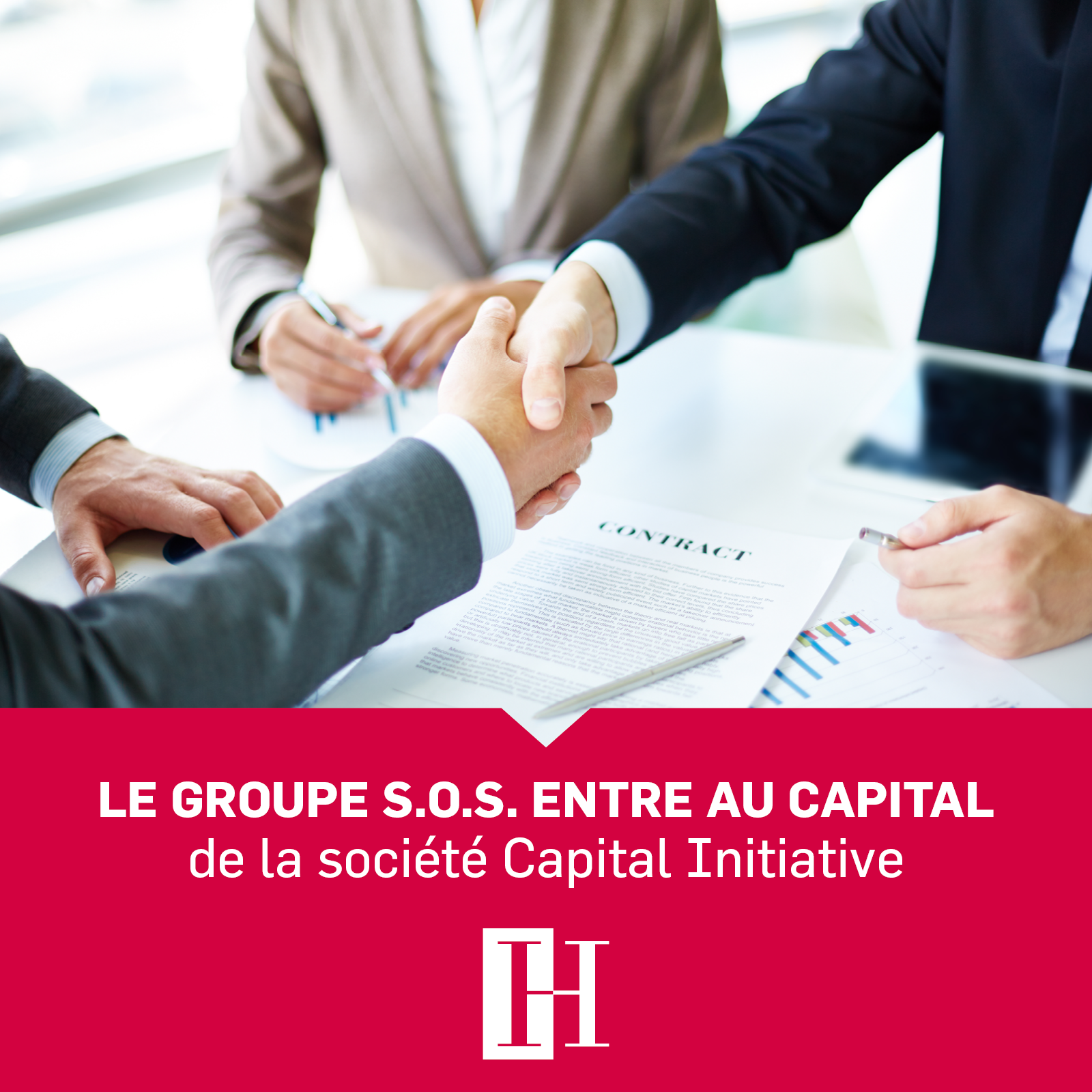 Groupe SOS entre au capital