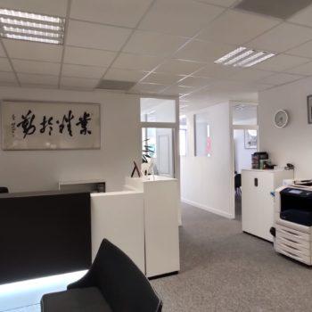 bureau-aubervilliers fashion center